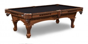Central Florida Knights Pool Table