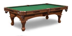 Clemson Billiard Table