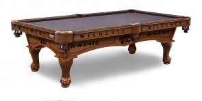 Kansas State Billiard Table