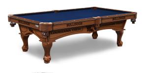 Louisiana Tech Billiard Table