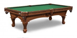 North Dakota Fighting Hawks Billiard Table
