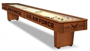 Air Force Shuffleboard Table