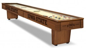 Iowa State Shuffleboard Table