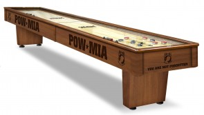 POW MIA Shuffleboard Table