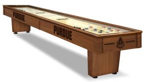 Purdue University Shuffleboard Table