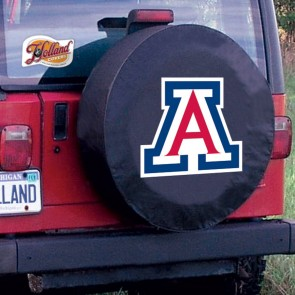 Arizona Black Tire Cover Lifestyle