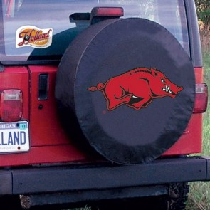 Arkansas Black Tire Cover Lifestyle