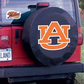 Auburn Black Tire Cover Lifestyle