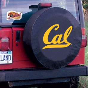 California Black Tire Cover Lifestyle