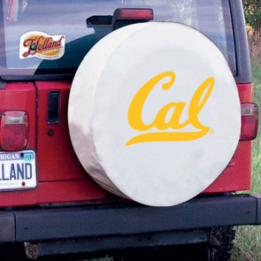 California White Tire Cover Lifestyle