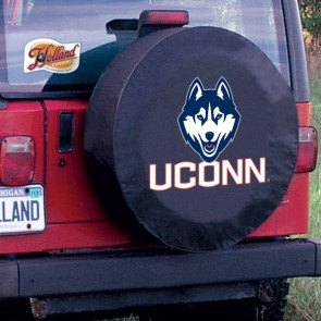 Connecticut Black Tire Cover Lifestyle