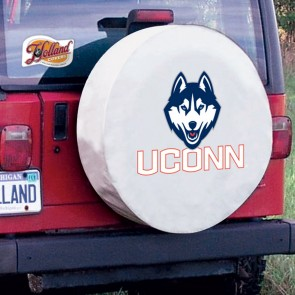 Connecticut White Tire Cover Lifestyle