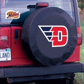 Dayton Black Tire Cover Lifestyle