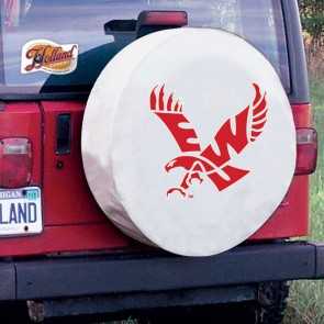Eastern Washington White Tire Cover Lifestyle
