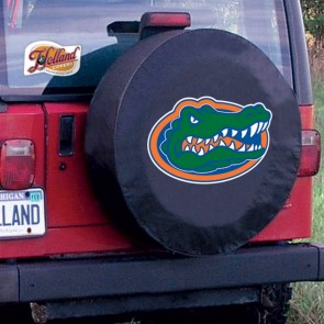 Florida Black Tire Cover