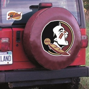 Florida State University Maroon Tire Cover