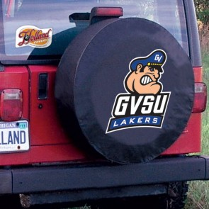 Grand Valley State Black Tire Cover Lifestyle