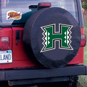 Hawaii Black Tire Cover Lifestyle
