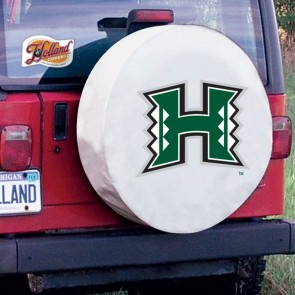 Hawaii White Tire Cover Lifestyle