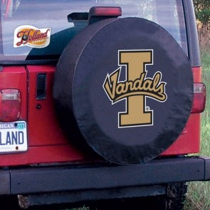 Idaho Black Tire Cover Lifestyle