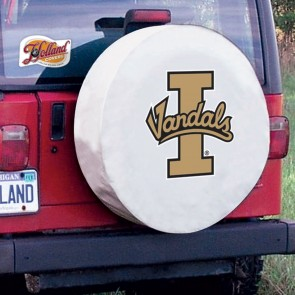 Idaho White Tire Cover Lifestyle