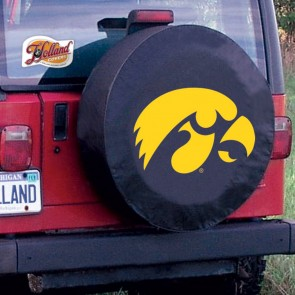 Iowa Black Tire Cover Lifestyle