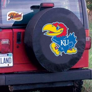 Kansas Black Tire Cover Lifestyle