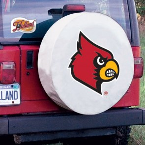 Louisville Tire Cover White