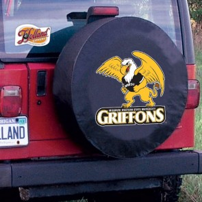 Missouri Western State Black Tire Cover Lifestyle
