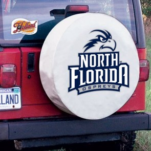 North Florida Tire Cover White