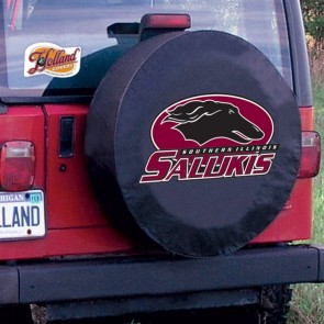Southern Illinois Tire Cover Black