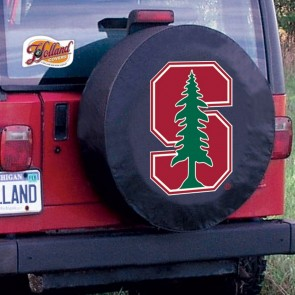 Stanford Tire Cover Black