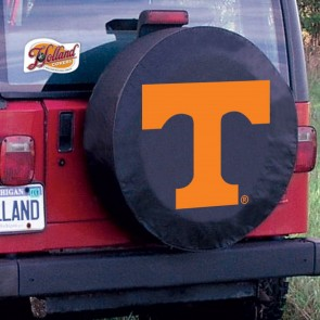 University of Tennessee Logo Tire Cover - Black