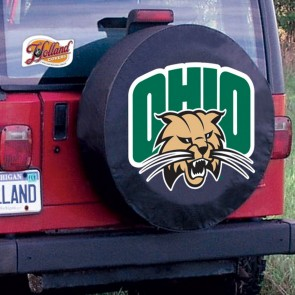 Ohio University Tire Cover Black
