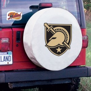 US Military Academy Tire Cover White