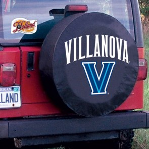 Villanova Tire Cover Black