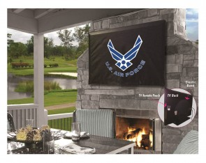 US Air Force TV Cover