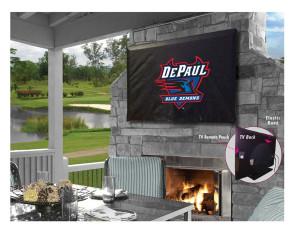 DePaul TV Cover