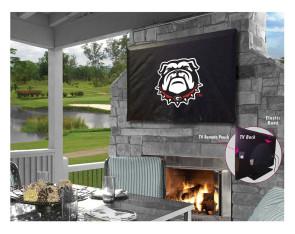 Georgia Dog TV Cover
