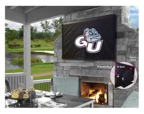 Gonzaga University Logo TV Cover