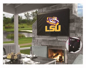 Louisiana State University Logo TV Cover