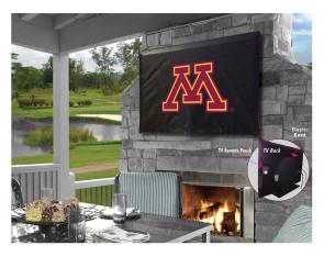 University of Minnesota Logo TV Cover