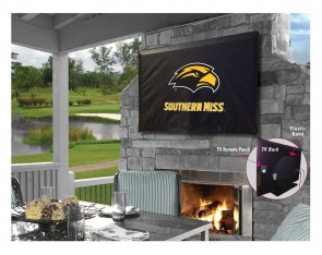 Southern Miss TV Cover