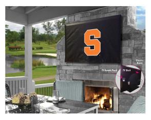 Syracuse University Logo TV Cover