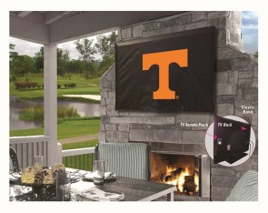 University of Tennessee Logo TV Cover