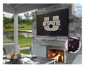 Utah State TV Cover