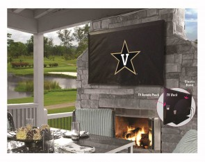 Vanderbilt University Logo TV Cover