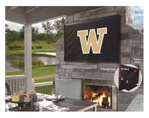 University of Washington Logo TV Cover