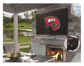 Western Kentucky University Logo TV Cover