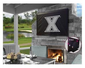 Xavier University Logo TV Cover